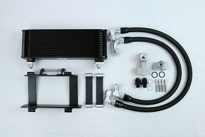 SPEED SHOP ITO Side-turning Oil Cooler Kit for Z KAWASAKI Z1 (900 Super Four)
