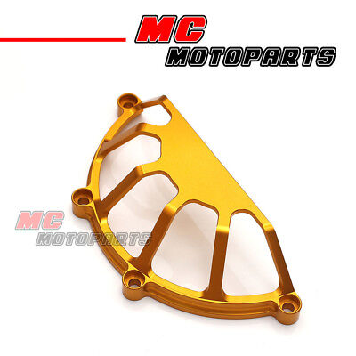 Half Dry Clutch Cover Gold For Ducati 748 749 999 1098 1198 S R CC45