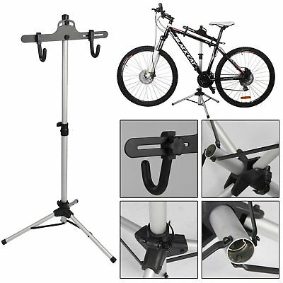 """pro Bike Adjustable 28"""" -52"""" Repair Stand W/Telescopic Arm Bicycle Cycle Rack OY"""