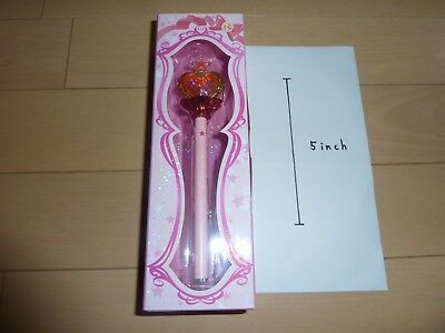 Sailor Moon Prism Stationery Pointer Ballpoint Pen Pink Moon Stick