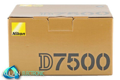 Neuf Nikon D7500 Digital SLR Camera (Body Only)