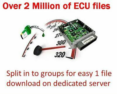 Over 570000 of ECU Files, damos, chip tuning, dumps for WinOls, KESS, KWP2000