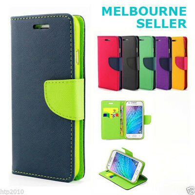 iPhone 7 8 X Case, Card Wallet Gel Leather Flip Case Cover Stand For Apple AU