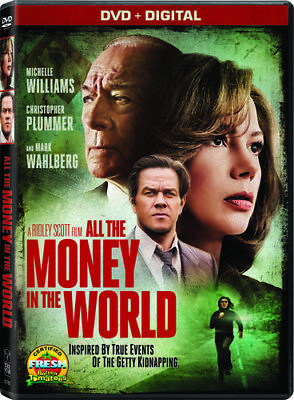 All The Money In The World 043396527829 (DVD Used Very Good)