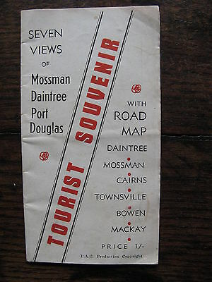 7 Views Of Mossman Daintree Port Douglas With Road Map