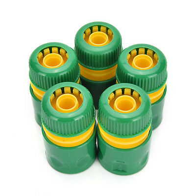 Garden Tap Water Hose Pipe Connector Quick Connect Adapter Fitting Watering SE