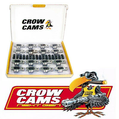 "Crow Cams Next Gen Stainless Rockers 7/16"" Stud 1.5:1 Holden 6 Cyl CRHL6157"