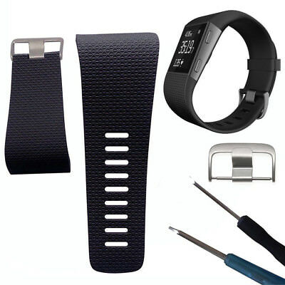 Replacement Watch Band Strap Buckle Tool for Fitbit Surge Tracker Wristband Eage