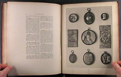 Book: 1883 Mayer Collection Catalog: Portrait Miniatures, Medieval Carvings &++