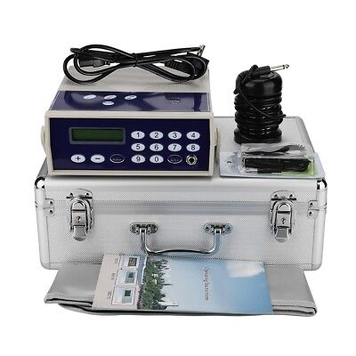 Body Detox Machine Ion  Footbath Spa Cleanse prevent diseases 110-220V EU plug