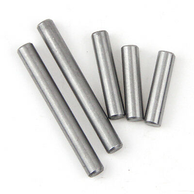 100pcs 0.8mm DIA stainless steel cylindrical pin column locating pins GB119 4-15