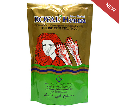 Royal Henna Pure Herbal   For Body & Hands   By Royal Henna