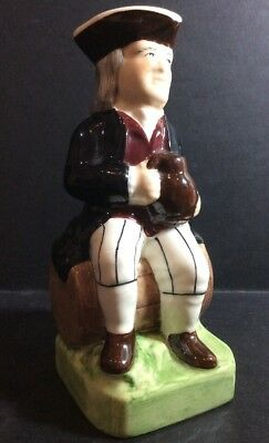 Wood Of Burslem Lord Howe Toby Jug