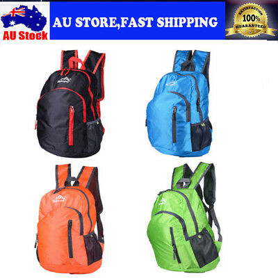 Multi-Function Folding Backpack Outdoor Camping Sports Student Portable Backpack