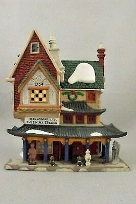 Department 56 Heritage Dickens Village Collection, The China Trader
