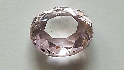 MORGANITE ROSE - 13,30ct