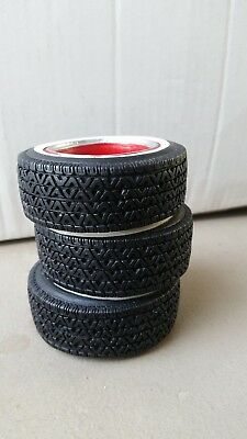 Tire Stack Pen Pencil Holder - Solid Resin Desktop Accessory for Office