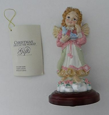 House of Lloyd Caring Angel Christmas Around the World - 1998 3rd in series