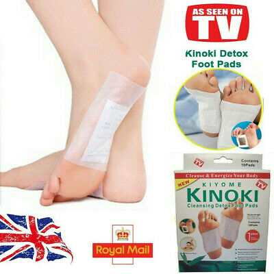 Kinoki Detox Foot Patch Pads Feet Patches Remove Body Toxins Weight Loss