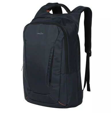 Laptop Backpack 17.3-Inch Slim Anti-Theft Water-Resistant Nylon, Travel, Lifewit