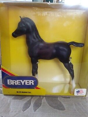 Breyer Arabian Foal No. 767. New in Box, Made in USA