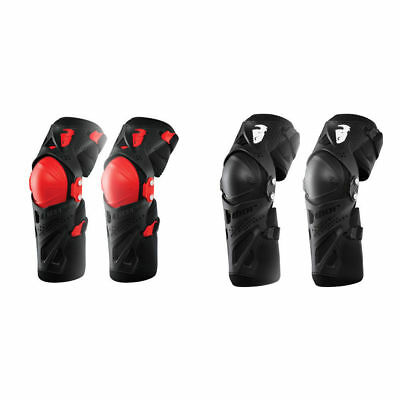 2019 Thor Force XP Knee Guard Set Motocross Offroad Dirt Bike - Pick Size/Color