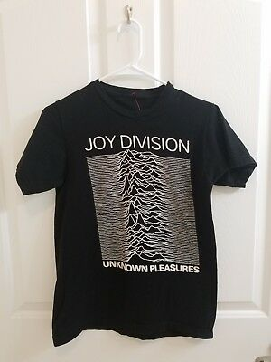 Joy Division Unknown Pleasures Shirt Size Small
