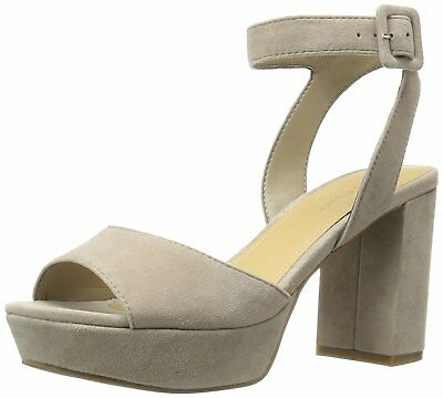 91638a8d82f MARC FISHER WOMENS Meliza Fabric Open Toe Casual Ankle Strap Sandals ...