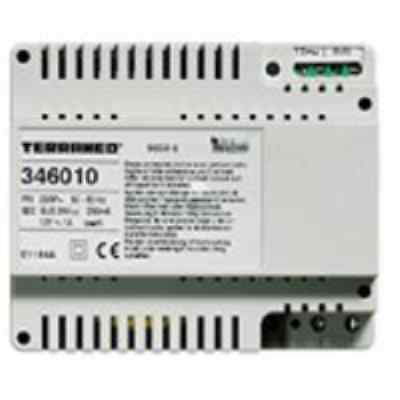 Lt Terraneo 672.Bticino Terraneo 672 Power Supply 6 Din Tersystem For