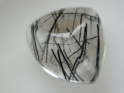 TURMALINQUARZ  -  13,5 mm  -  9,87 ct.