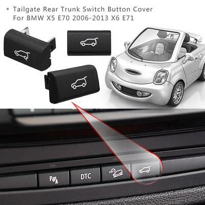 Tailgate Rear Trunk Switch Button Cover for BMW X5 E70 2006-2013 / X6 E71 08-14