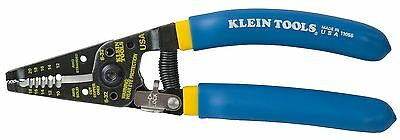 Klein Tools 11055 Klein Kurve® Solid and Stranded Copper Wire Stripper & Cutter