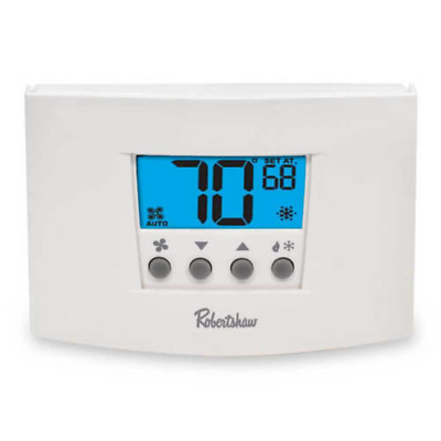 Robertshaw RS6000 Value Series Digital Programmable Thermostat RS6110