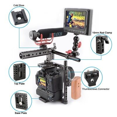 DSLR Camera Cage for Canon 600D 70D 80D