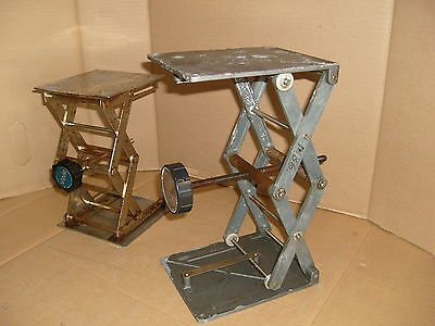 Lab Jacks VWR Precision Scientific Laboratory Scissor Lift Jack Stand Platforms