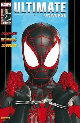 ULTIMATE UNIVERSE  N°6 Panini comics Marvel