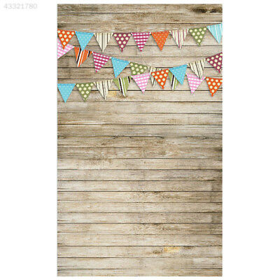 0.9x1.5M Wood Flags Baby Photography Backdrop Photo Background Studio Props