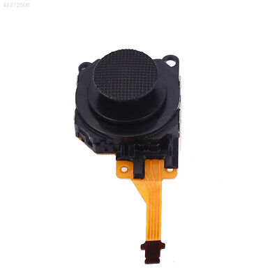 Black Replacement 3D Analog Joystick Control Stick Button Repair For PSP 3000