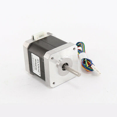 NEMA 17 Stepper Motor 12V 1.8° 53Ncm 1.8A For CNC Reprap 3D Printer Extruder