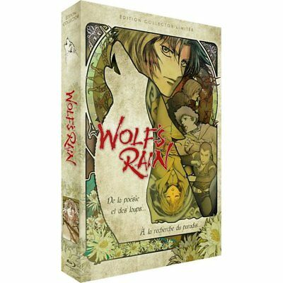 Blu-ray - Wolf's Rain - Intégrale - Edition Collector Limitée