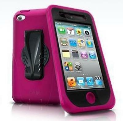 Iskin Touch Duo Coque Pour Ipod Touch 4G Rose