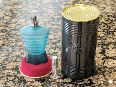 Jean Paul Gaultier - Le Male - EDT - 5ml Sample in Refillable Atomizer