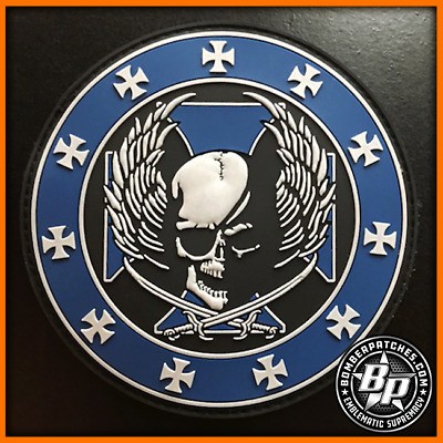 20Th Bomb Squadron Friday Morale Pvc Patch, B-52H Stratofortress Barksdale Afb