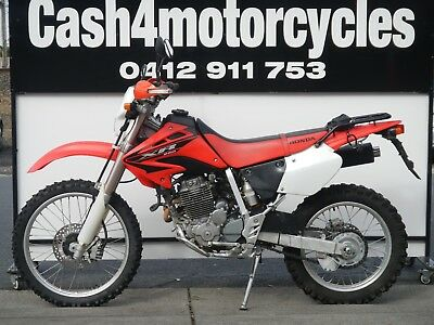 HONDA XR 250cc ON AND OFF ROAD LAMS APPROVED GREAT VALUE @ $3690