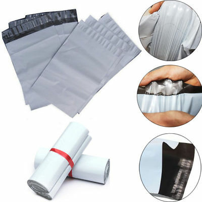 1-1200x Poly Mailers Plastic Envelopes Shipping Self Seal Package Parcel Bag Lot