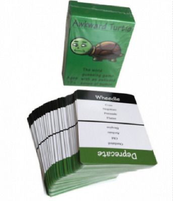 HOT Awkward Turtle-Like Cards Against Humanity+Taboo Together Adult Cards Game