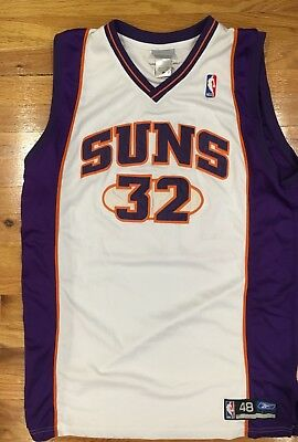 1bb4d1b6430 ... discount code for amare stoudemire authentic phoenix suns jersey vtg sewn  32 throwback nba 99e9b 7f282