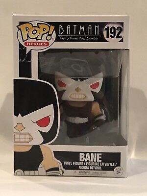 Funko Pop! Heroes:Batman The Animated Series Bane