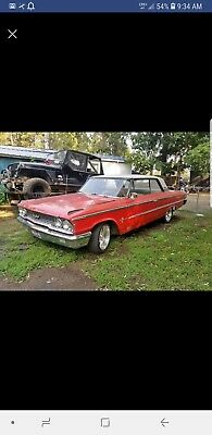 1963 Ford Galaxie  1963 Ford Galaxie · Coupe 2D
