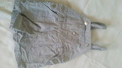 Peter Rabbit overalls Baby Boy Size 000